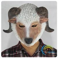 Performance props ball sheep wigs mask animal wigs mask jemmied mask costume