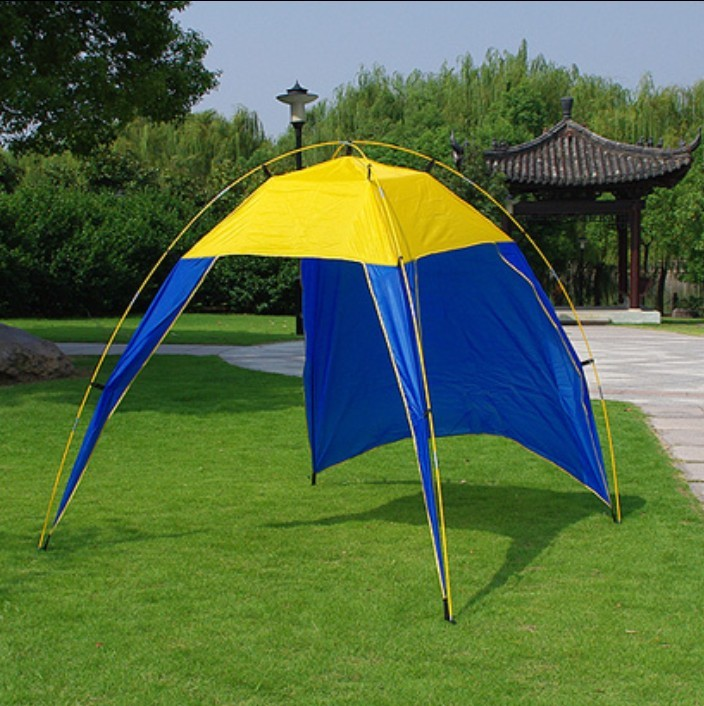 Canopy outdoor sun gazebo tent casual beach tent camping tent(China (Mainland))