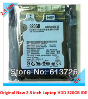 "Free Shippin,Original & new WD Scorpio Blue WD3200BEVE 320GB 5400 RPM 2.5"" IDE Internal Laptop Hard Disk Drive HDD"