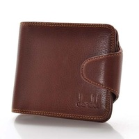 Promotion! Quality assurance Cowhide wallet,Men's genuine leather wallet,man leather lines purse/wallet for men whosale price