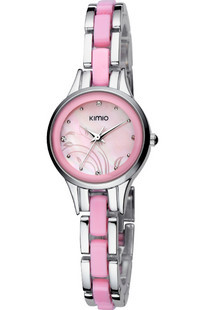 Women's kimio watch fashion ladies watch bracelet watch bracelet watch diamond table(China (Mainland))