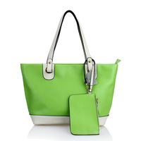 Fashion summer 2013 women fashion genuine leather handbag cowhide shoulder bag 0193