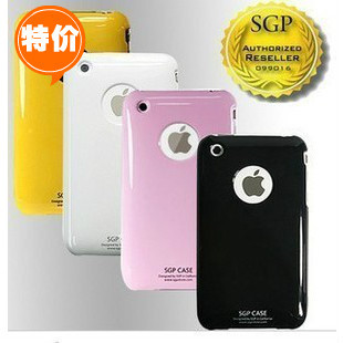 For iphone 3g 3gs shell s.g . p . for apple three generations phone case protective case(China (Mainland))