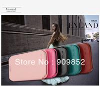 Kalaideng Enland series PU+Microfiber Flip Leather case for samsung galaxy SIV I9500 +retail box  freeshipping