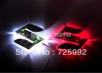 Free Shipping car logo light for Suzuki Series car badge light auto led light auto emblem led lamp 3 colors optional