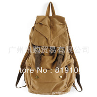 free shipping Women 's Backpack shoulder bag canvas backpack original factory direct supply new backpack