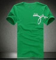 Hot  Sell Men Cotton Short Sleeve T-shirt Shirts Tops Tank Tees Blouse