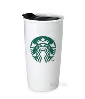 Starbucks Tumblers 2011 autumn new double-layer ceramic coffee mug U.S. version