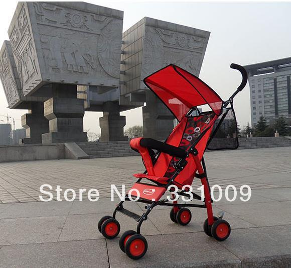 Umbrella stroller your car super portable trolley fold the stroller baby buggy cart boy necessary(China (Mainland))