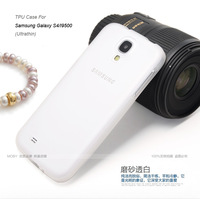 TPU case for samsung galaxy s4/I9500 mobile phone case ultrathin case