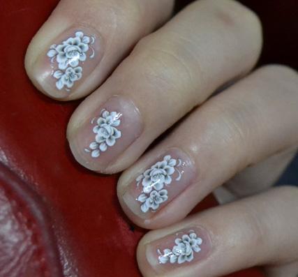Nail art nail art small tools simple nail art colored drawing nail art