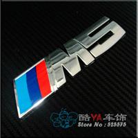 "Buy 2pcs - 20% OFF!!! Free Shipping ""M5"" Logo Tuning Stylish Label Car Labels Car Emblems"