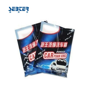 Habergeons car wash unisex foam washing powder concentrated foam machine water tube 1 bag(China (Mainland))