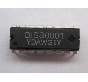 {Free Shipping} 30PSC . BISS0001 New Human Infrared Alarm IC Chip DIP16(China (Mainland))