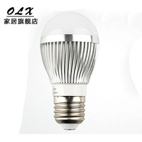Free Shipping! Super bright led high power ball bulb 3w 5w e14 e27 light source lamp light bulb  10 pcs/ pack