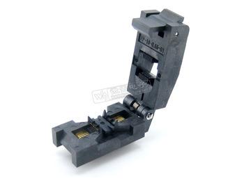 FP-16-0.65-01A TSSOP16 test socket programming Block Burn Block IC transposon adapter blocks