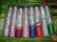 Free shipping Logo advertising umbrella customize promotional umbrella three fold umbrella folding