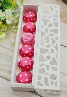 Free Shipping macaron 20pcs/lot gift favor packing,cookie/cholocate/candy cardboard box for wedding festival party