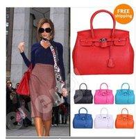 2012 New ArrivalsSuper Star Shoulder Tote Boston HOBO Bag Handbag HOLLYWOOD 7 Colors GL
