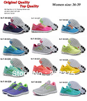 Women's shoes free running women shoes,barefoot running shoes free 3.0+5.0 women's Original Quality (Free Shipping)