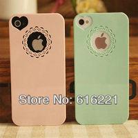 Wholesale 300pcs/lot New Ultra Thin Heart Shape Lace Case For iphone 5 5G 100pcs case + 100pcs screen protector +100pcs pen