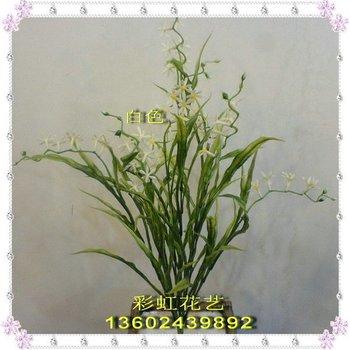 Artificial chrysanthemum artificial flower belletrists at home wedding flower decoration flower silk flower French bowyer