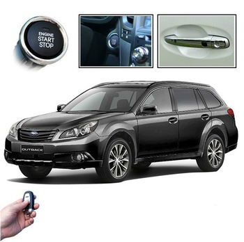 Authentic!Subaru Outback a key to start remote start Intelligent Key keyless entry system Automatic window