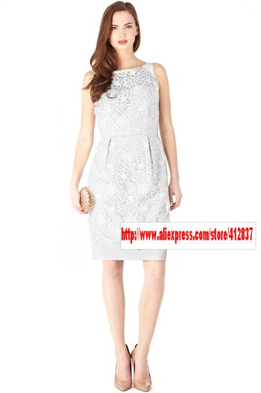 Hot!! / Retail 2013 New Fashion Pure fresh lady temperament embroidery Slim evening dress dress skirt(China (Mainland))