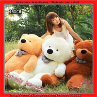 160CM High quality Low price Plush toys large big teddy bear big embrace bear doll birthday gift