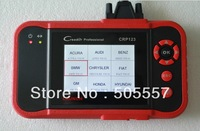 2013 Latest Launch Original Creader Professional CRP123 +Free shipping