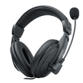 Computer headset earphones headset high quality internet cafe earphones gaming headset belt