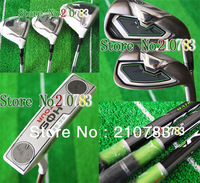 NEW golf clubs 2012 RB-Z 3wood+irons+Putter Right/graphite shaft(no bag)FREE SHIPPING