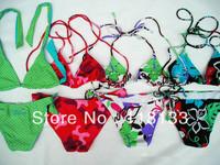 special wholesale womens bikini set swimwear swimsuit bikini suit DHL free shipping