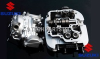 SUZUKI GN250 GN 250 Cylinder head Complete Assembly Include all parts CAMSHAFT, ROCKER, VALVEs...
