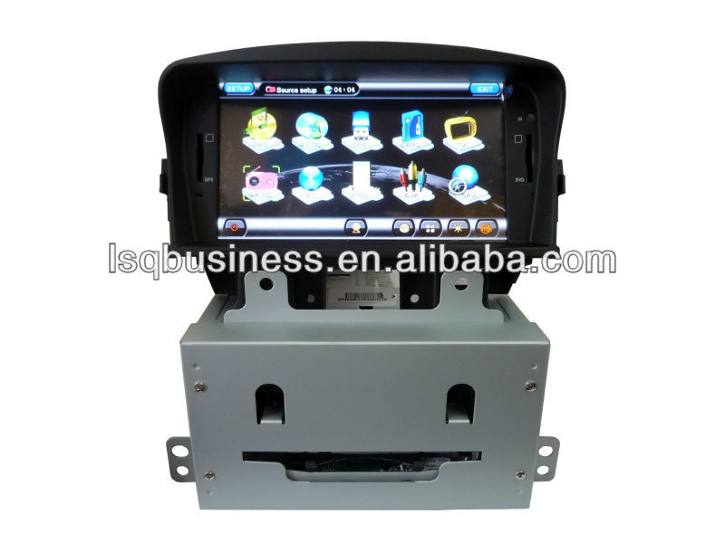 car auto for Chevrolet Cruze accessories with 3G PIP GPS Bluetooth iPod Steeling Wheel control with best priace ST-8945(China (Mainland))