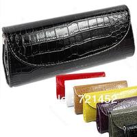 J35 Free Shipping New Fashion Handbag Patent Women Faux Leather Evening Party Bag Clutch Purse hot sale
