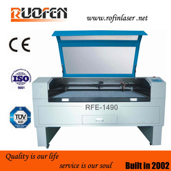 High speed/precision cloth laser router(China (Mainland))