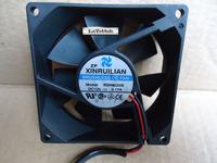 Free Shipping For XINRUILIAN 8025 0.17A 8CM server fan RDH8025S