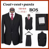 Free shipping Men's Brand Suits New Fashion Business suit set Designer Wedding Dress Suits For Men jackets + pants