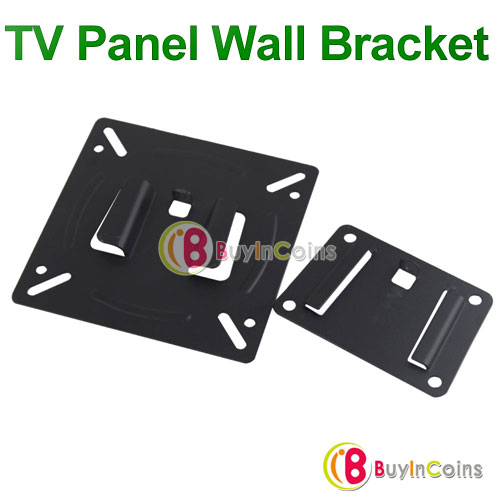New Flat Panel LCD Display TV Screen Monitor Wall Mount Bracket N-1 #02 [26450|01|01](China (Mainland))