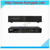 8CH H.264 CCTV SECURITY Standalone Digital Network DVR Recorder CCTV DVR Recorder 8 channel DVR with 4ch WD1 4ch CIF