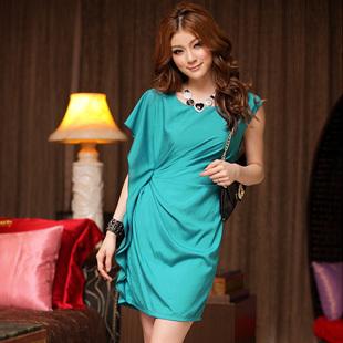 Basic tank chiffon summer dress strapless chiffon one-piece dress
