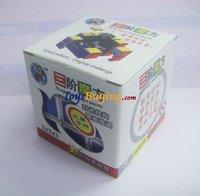 wholesale 10pcs/lot shengshou SS 3x3 speed cube Twist puzzle Educational toy Free shipping