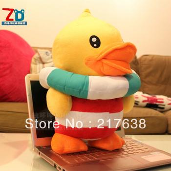 Plush toy shapeshift yellow duck doll Large sprinter dolls cloth doll.Free shippin