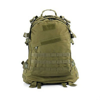 outdoor military tactical army printing backpack 40L backpack hiking mountaineering camping bags  backpacks