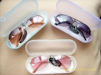 HOT in 2013 !! fashion baby kids Children sunglasses with case,ANTI-UV, UV 400,Free shipping !!