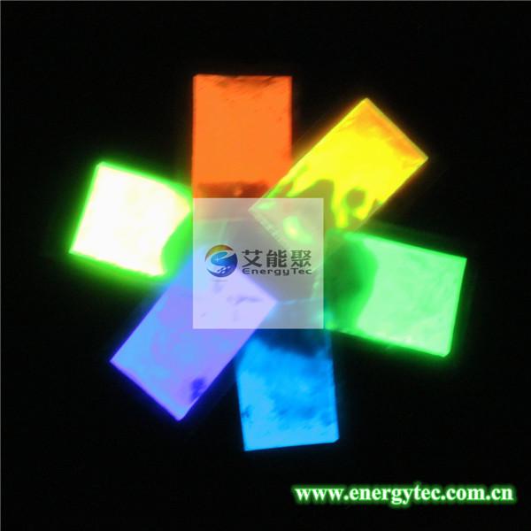 luminous powder photoluminescent ,photo luminescent pigment(China (Mainland))