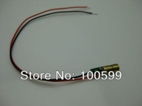 650nm 2 mW laser module 3VDC 650 nm 4 X 8 mm