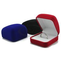 Stud earrings ring box jewelry box multicolor optional