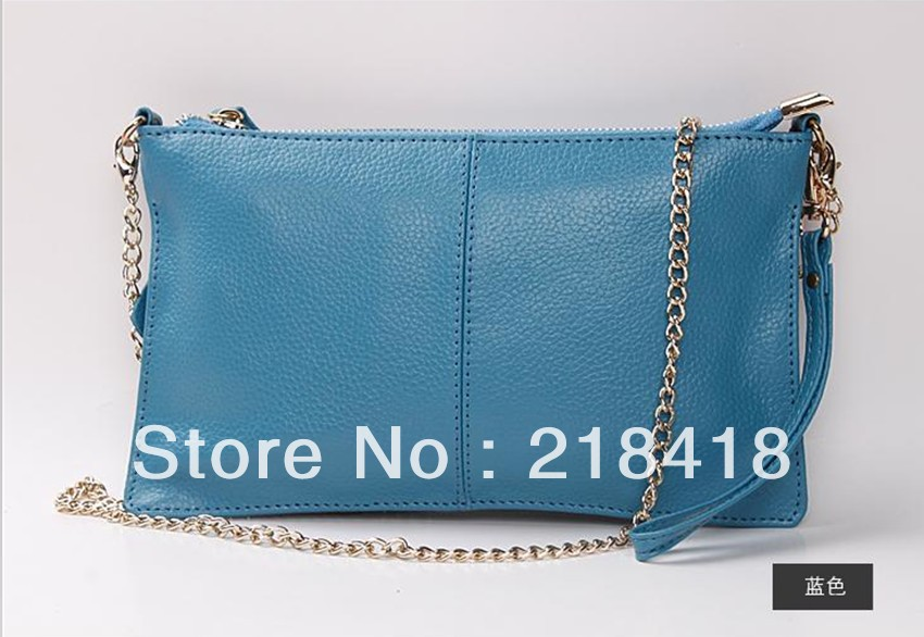 2013 women&#39;s handbag classic cowhide women&#39;s handbag new arrival shoulder bag hot selling free shipping(China (Mainland))